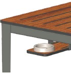 cendrier table